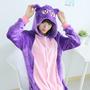Pijama Disfraz Kigurumi Gata Luna Sailor Moon Polar Adultos