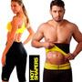 Kit Hot Shapers Fajas Y Pantalon Neotex, Mejor Q Tecnomed