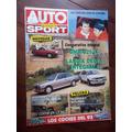 Auto Sport Hebdo 166 1988 Mayo Revista España En La Plata