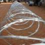 Concertina Galvanizada De 45cm De Diametro