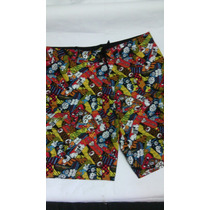 Short Original Playero Talla Grande