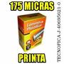 Laminas P/plastificar Carnet Cedula Printa 175m(incluye Iva)