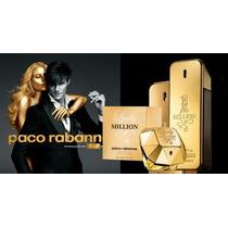 Perfume One Million Paco Rabanne Dama Y Caballero 100 Mil