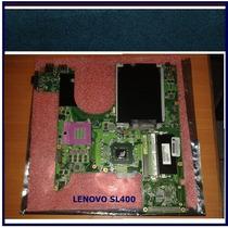 Tarjeta Madre Laptop Lenovo Sl400 Numero Partes 43y9254