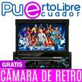 Radio De Auto Aiwa Bluetooth Dvd Cd Tv + Gratis C A M A R A