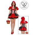 +disfraces  Caperucita Plus Size Halloween 2016+