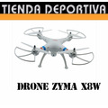Drone Zyma X8w, Con Camara Hd
