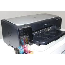 Impresora Miniplotter Hp K8600 Con Sistema Continuo De Tinta