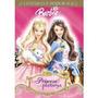 Dvd Original : Barbie En Princesa Y La Plebeya - Navidad