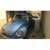 Volkswagen Escarabajo 1600 A/a - Sincronico