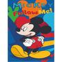 Toalla Playa Disney Mickey 70x140 Cm Microfibra