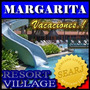 Hotel Margarita International Resort Village Semana Para 4p