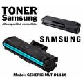 Tóner  Para Samsung  M2020w / M2070w / M2070fw Gratis Envio
