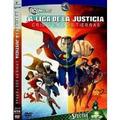 Dvd La Liga De La Justicia Crisis En Dos Mundos - Dos Tierra