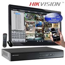 Dvr Hikvision 4 Canales Ds-7204hvi-sv Hdmi Monitoreo Celular
