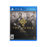 Juego Sony The Order 1886 Ps4