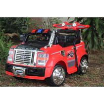 Espectacular Carrito Electrico!!! Tipo Ford Super Duty