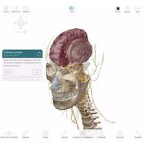 Programa 3d Atlas De Anatomía Humana En Español Para Windows