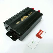 Gps Tracker 103a+ Con Apertura Y Cierre Remoto De Puertas