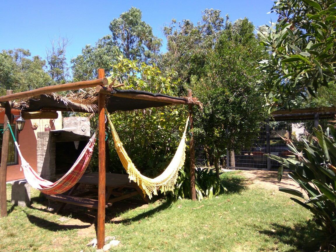 a 1 cuadra y media playa wifi jardín directv aire parrillero