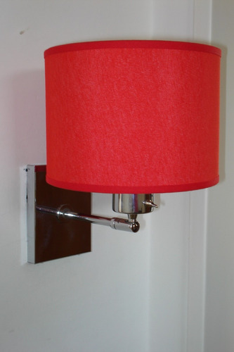 a-2220 aplique orientable con o sin interruptor.