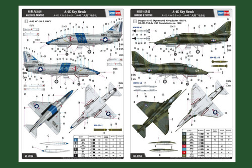 a-4 e skyhawk