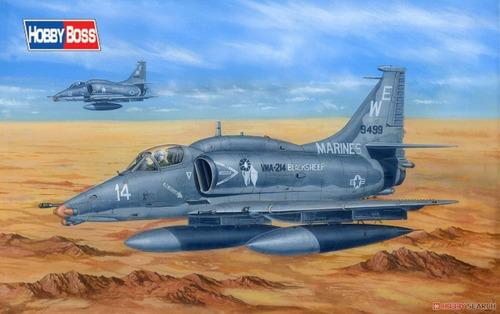 a-4 m skyhawk