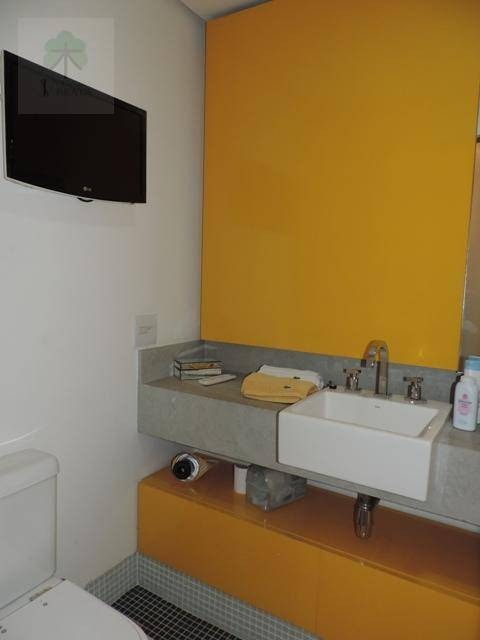 a 700 metros da estação de metrô são paulo morumbi - apartamento residencial à venda, jardim guedala, são paulo. - ap0360