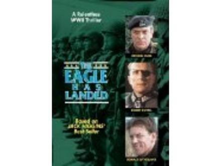 a águia pousou dvd