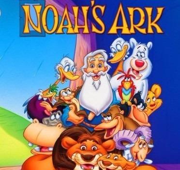 A Arca De Noe Em Desenho Animado Dvd R 16 00 Em Mercado Livre