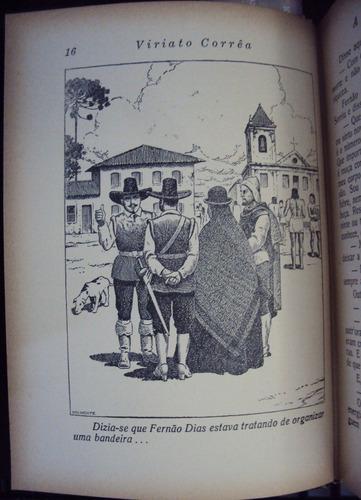 a bandeiras das esmeraldas - viriato corrêa - belmonte