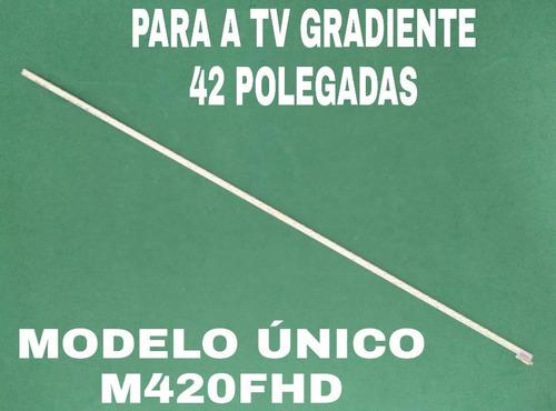 a barra de led m420fhd p/ tv gradiente 42 polegadas.......