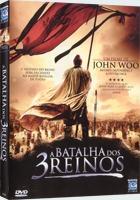 a batalha dos 3 reinos - dvd lacrado