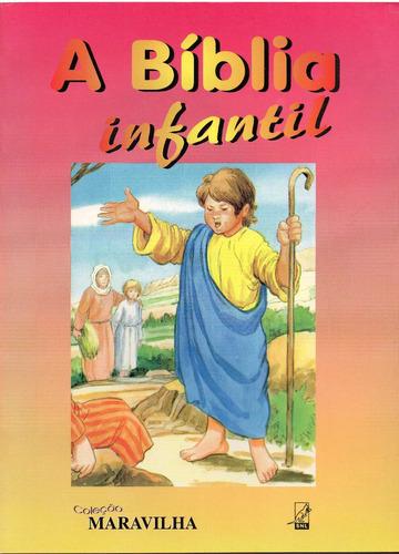 a biblia infantil