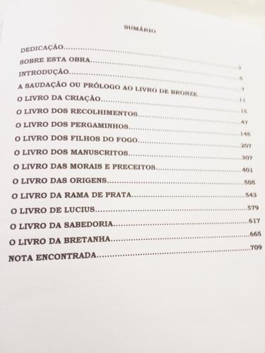 a bíblia kolbrin, capa dura, português, completa!