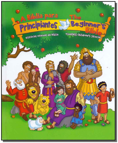 a bíblia para principiantes- bilíngue