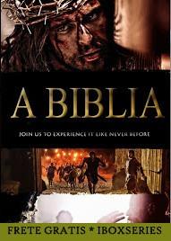 a biblia - temporada completa - frete gratis