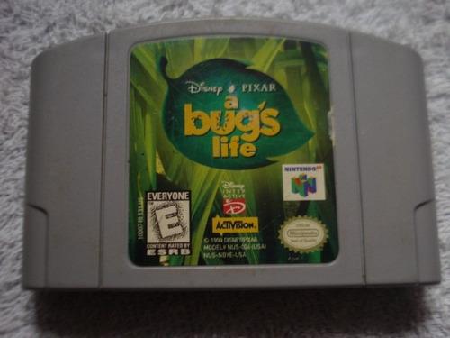 a bugs life bichos nintendo 64