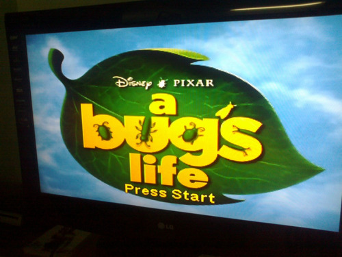 a bugs life para nintendo 64 funciona al 100%