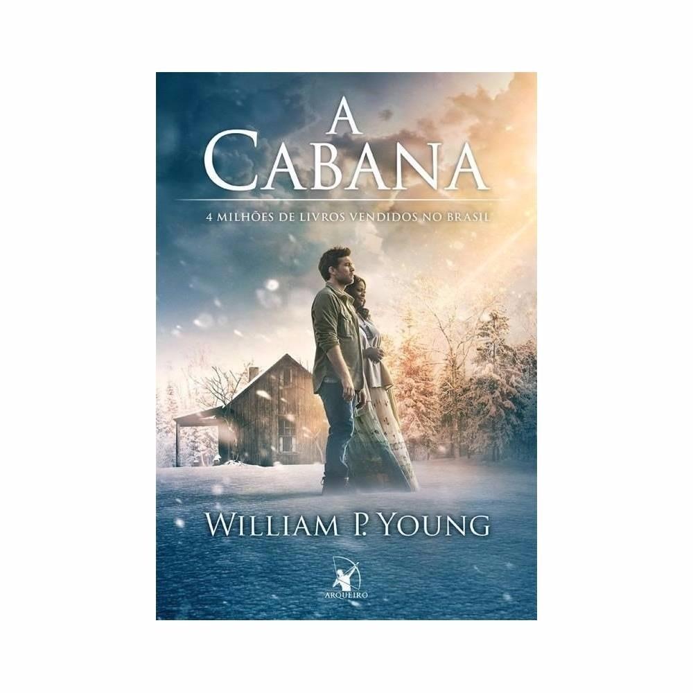 A Cabana Livro William P. Young - Frete Grátis! - R$ 29,90 em Mercado Livre