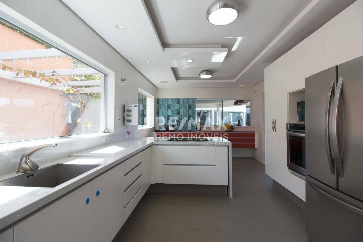 a casa do carioca, 5 dormitórios à venda, 620 m² por r$ 3.900.000,00 condomínio vista alegre - café - vinhedo/sp - ca0105