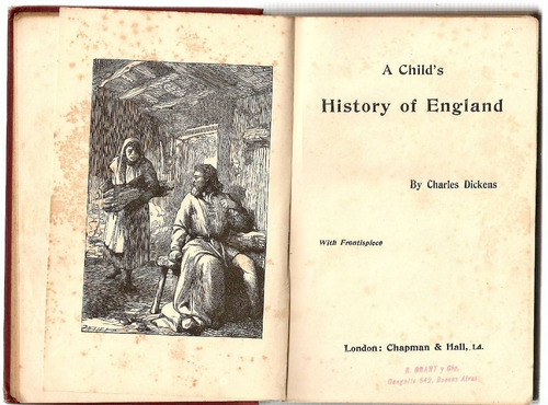 a child ' s history of england - charles dickens