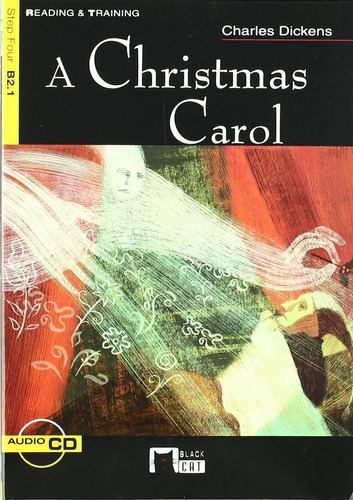 a christmas carol - b2.1 - r & t vicens vives w/cd rincon 9