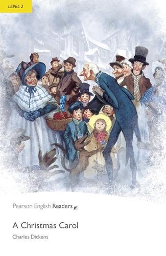 a christmas carol - pearson english readers lv 2 with cd