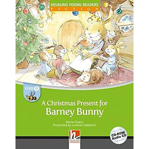 a christmas present for barney bunny - helbling languages
