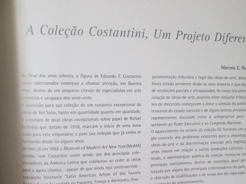 a coleçao constantini no mam. museu de arte moderna.