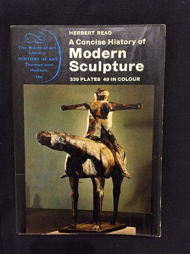 a concise history of modern sculpture, herbert read