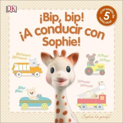 ¡a conducir con sophie!(libro infantil)