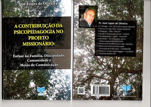 a contribuição da psicopedagogia no projeto missionário