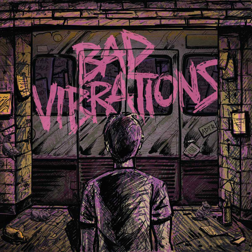 a day to remember bad vibrations deluxe importado cd nuevo